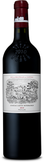 Chateau Lafite Rothschild Pauillac 2010 750ml - Case of 6